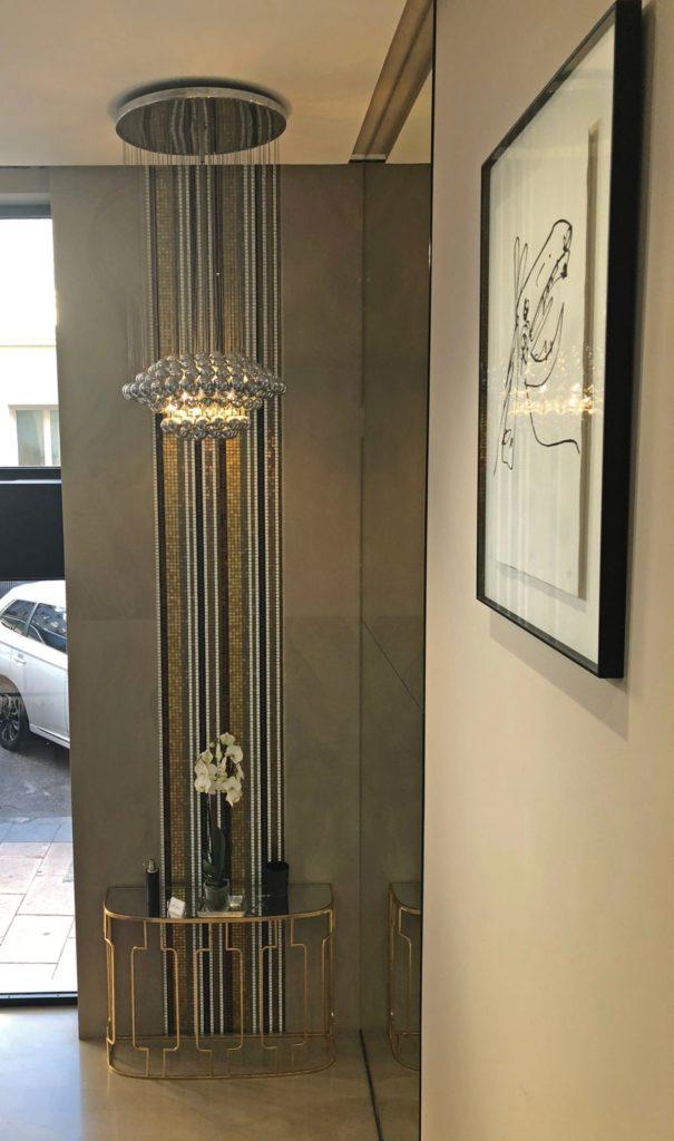 julio reis luxury lampara