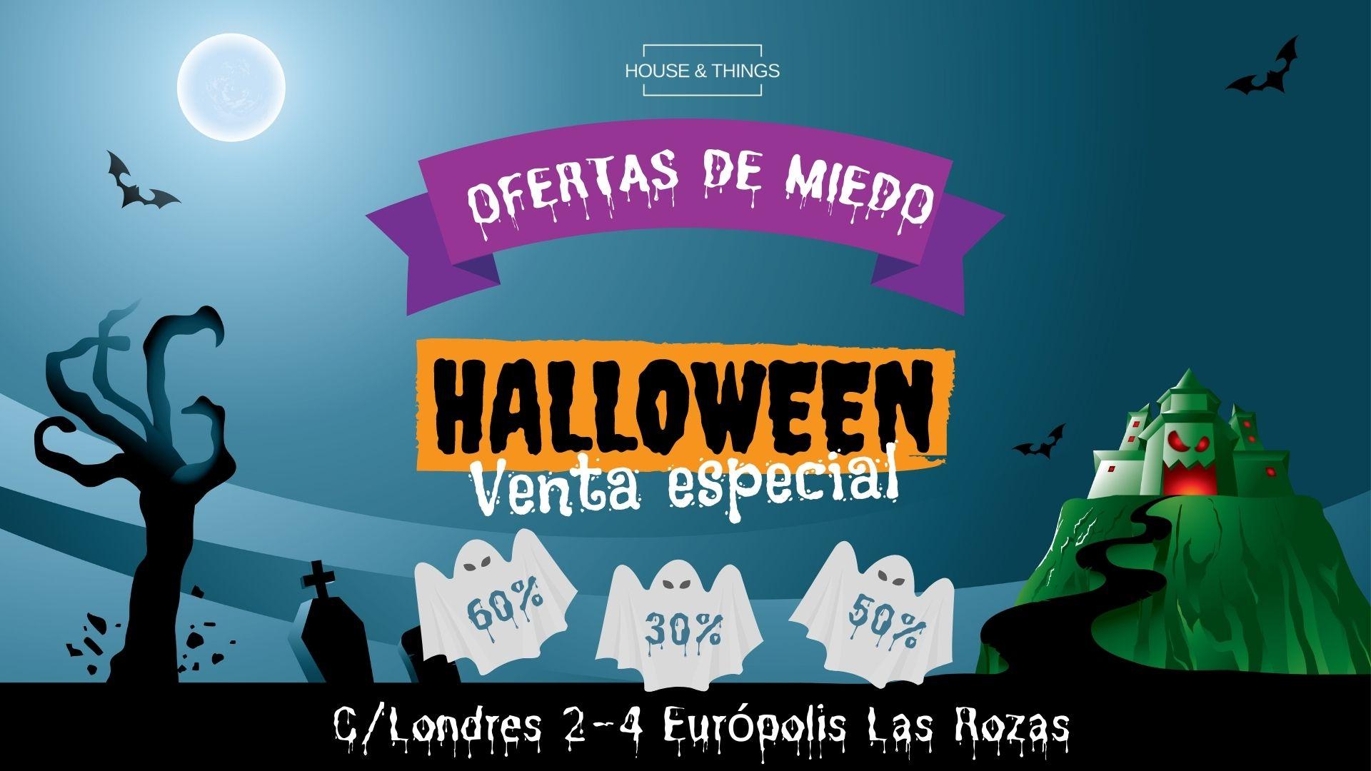 halloween house and things las rozas europolis